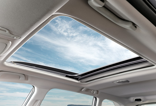Power Sunroof